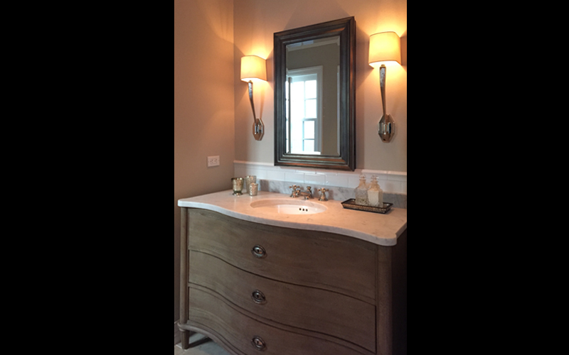 amherst bathroom renovation
